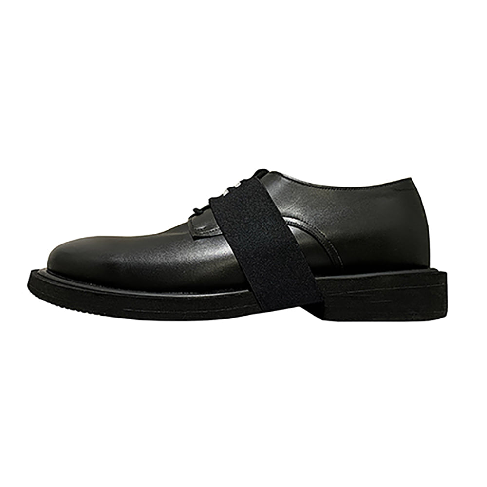OVERSOLE DERBY SHOES