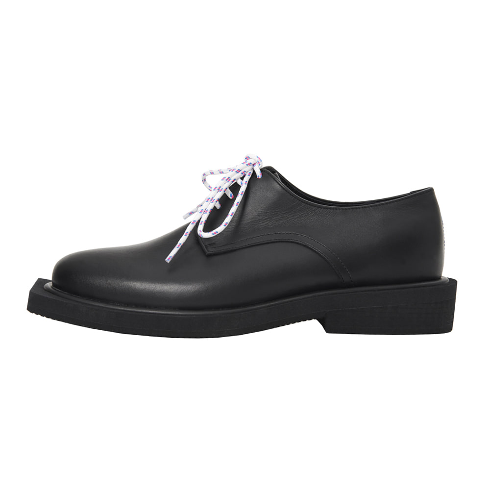 POINT STRING OVERSOLE DERBY SHOES